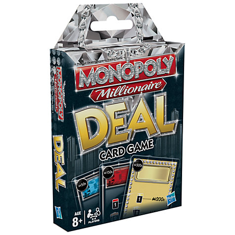 Buy Hasbro Card Game, Assorted Online at johnlewis.com