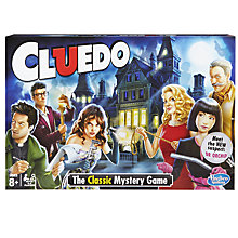 Buy Cluedo Mystery Online at johnlewis.com