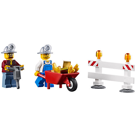 Buy LEGO City The Mine Online at johnlewis.com
