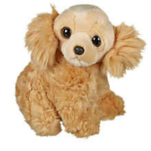 Buy John Lewis Cuddly Dog Soft Toy, Assorted Online at johnlewis.com