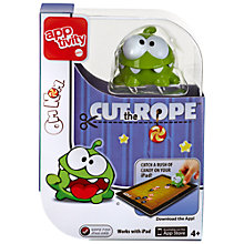 Buy Cut The Rope Apptivity App Toy Online at johnlewis.com