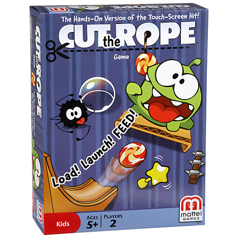 Buy Cut The Rope Game Online at johnlewis.com