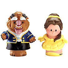 Buy Little People Disney Princess Figure, Pack of 2, Assorted Online at johnlewis.com