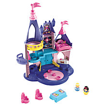 Buy Exclusive Disney Princess Little People Palace Pack - Contains 2 Additional Little People Disney Figures Online at johnlewis.com
