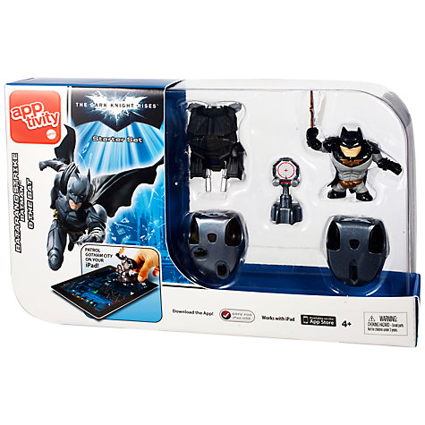 Buy Batman: The Dark Knight Rises Anchor Pack Apptivity App Toy Online at johnlewis.com