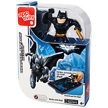 Buy Batman: The Dark Knight Rises Single Pack Apptivity App Toy, Assorted Online at johnlewis.com