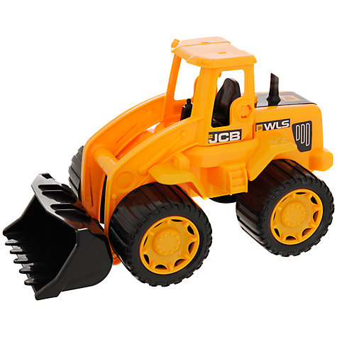 "Buy JCB 14"" Vehicle, Assorted Online at johnlewis.com"