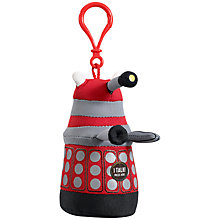 Buy Doctor Who Mini Talking Plush, Assorted Online at johnlewis.com