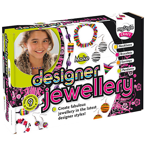 Buy myStyle Designer Jewellery Making Kit Online at johnlewis.com