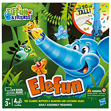 Buy Hasbro Elefun Online at johnlewis.com