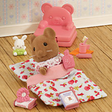 Buy Sylvanian Evie's Sleepover Online at johnlewis.com