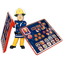 Buy Fireman Sam Fun and Learn Tablet Online at johnlewis.com