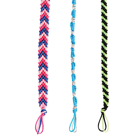 Buy myStyle Friendship Bracelets Online at johnlewis.com