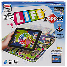 Buy MB Game Of Life, Zapped edition Online at johnlewis.com
