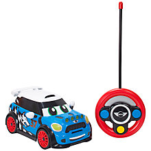 Buy Go Mini Remote Control Car Online at johnlewis.com