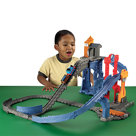 Buy Thomas The Tank Engine Great Quarry Climb Set Online at johnlewis.com