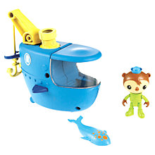 Buy Fisher Price Octonauts Gup C Online at johnlewis.com