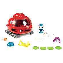 Buy Fisher Price Octonauts Gup X Online at johnlewis.com