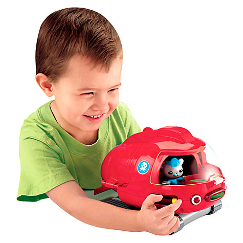 Buy Fisher-Price Octonauts Gup X Online at johnlewis.com