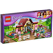 Buy Lego Friends Heartlake Stables Online at johnlewis.com