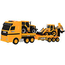 Buy JCB Heavy Load Transporter Set Online at johnlewis.com