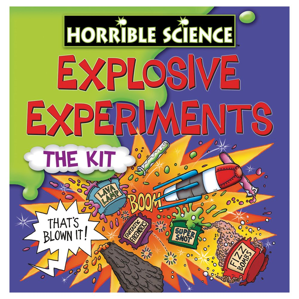Horrible Science Horrible Science Experiments, Assorted