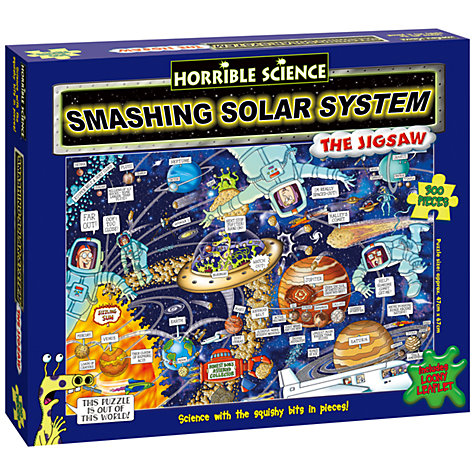 Buy Horrible Science Puzzle, 300 Pieces, Assorted Online at johnlewis.com
