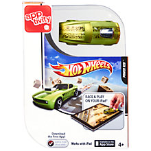 Buy Hot Wheels Apptivity, Assorted Online at johnlewis.com