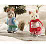 Buy Sylvanian Ice Skating Duo Online at johnlewis.com