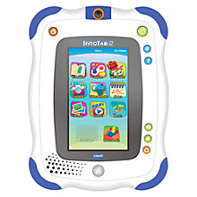 Buy VTech InnoTab 2, Blue Online at johnlewis.com