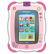 Buy VTech InnoTab 2, Pink Online at johnlewis.com