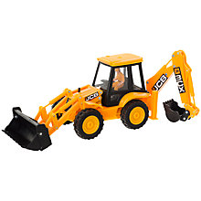 Buy JCB 1:32 Scale Vehicles, Assorted Online at johnlewis.com