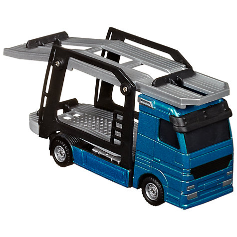 Buy John Lewis Auto Transporter Set, Assorted Online at johnlewis.com