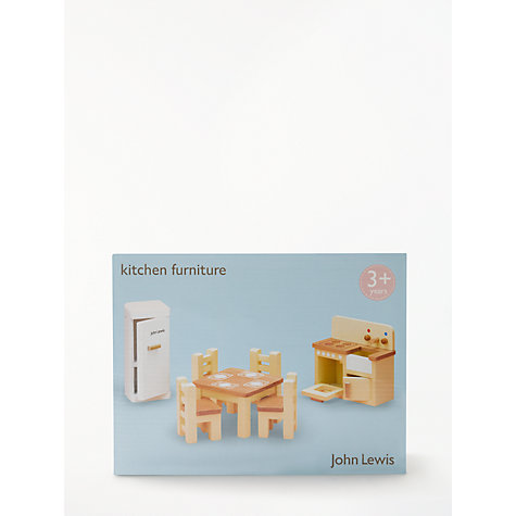 Buy John Lewis Doll 39 S House Accessories Kitchen John Lewis