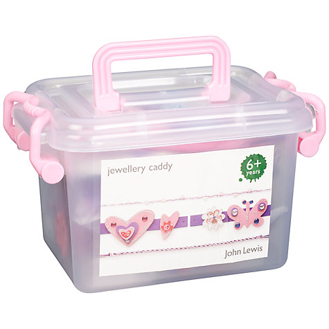 Buy John Lewis Jewellery Caddy Online at johnlewis.com