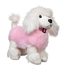 Buy John Lewis Poodle Soft Toy Online at johnlewis.com