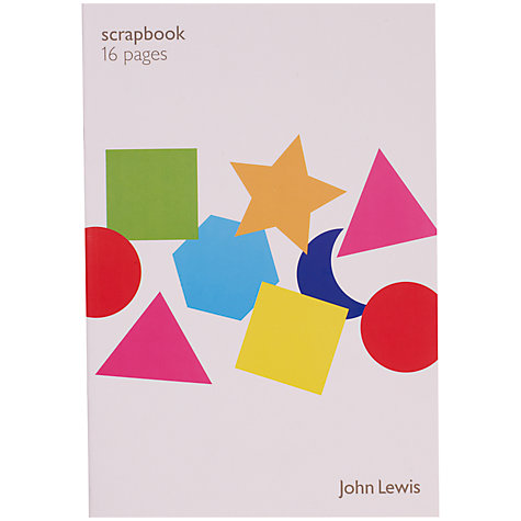 Buy John Lewis Scrapbook Online at johnlewis.com