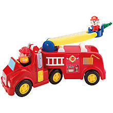 Buy John Lewis Fire Engine Toy Online at johnlewis.com
