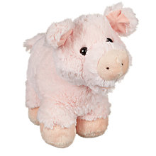 Buy John Lewis Farmyard Animal Soft Toy, Assorted Online at johnlewis.com