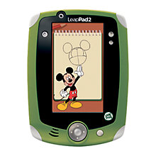 Buy LeapFrog LeapPad Explorer™ 2, Green Online at johnlewis.com