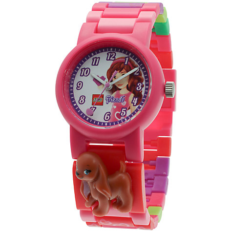 Buy LEGO Friends Watch, Multi Online at johnlewis.com