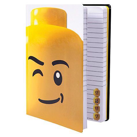 Buy LEGO Journal, Assorted Online at johnlewis.com
