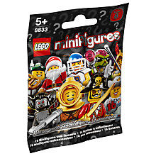 Buy Lego Minifigure, Series 8, Assorted Online at johnlewis.com