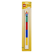 Buy Lego Ruler Online at johnlewis.com