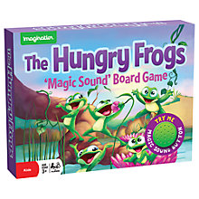 Buy The Hungry Frogs 'Magic Sound' Game Online at johnlewis.com