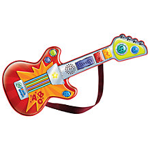 Buy LeapFrog Touch Magic Rockin' Guitar Online at johnlewis.com
