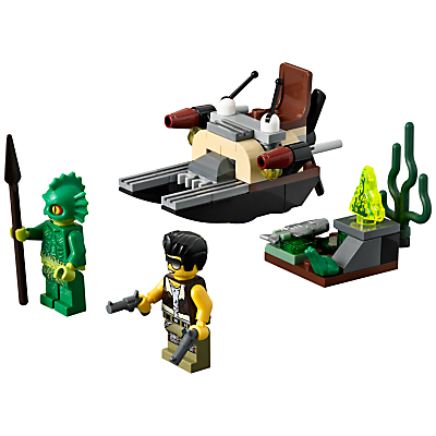 Lego Monster Fighters The Swamp Creature Set