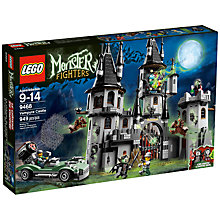 Buy LEGO Monster Fighters Vampire Castle Online at johnlewis.com