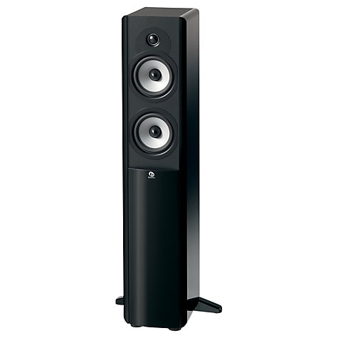 Buy Boston Acoustics A250 Floor Speaker, Black Online at johnlewis.com