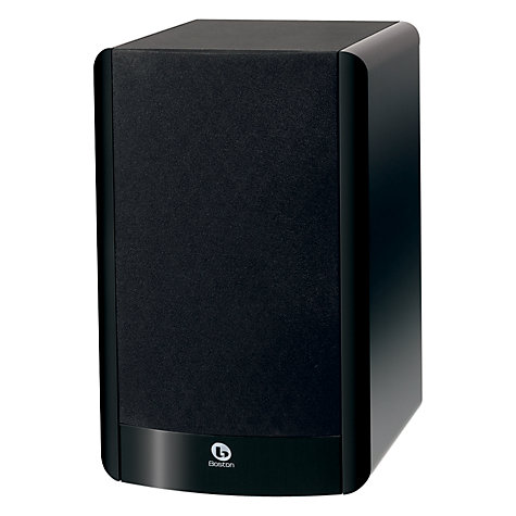 Buy Boston Acoustics A26 Bookshelf Speaker, Black Online at johnlewis.com